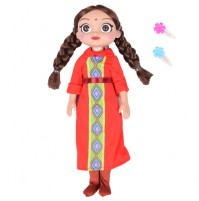 Chutki Doll 9.5 inch Red Dress