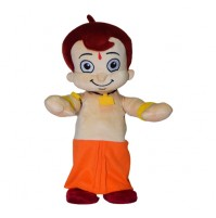 Chhota Bheem Dancing Plush Toy
