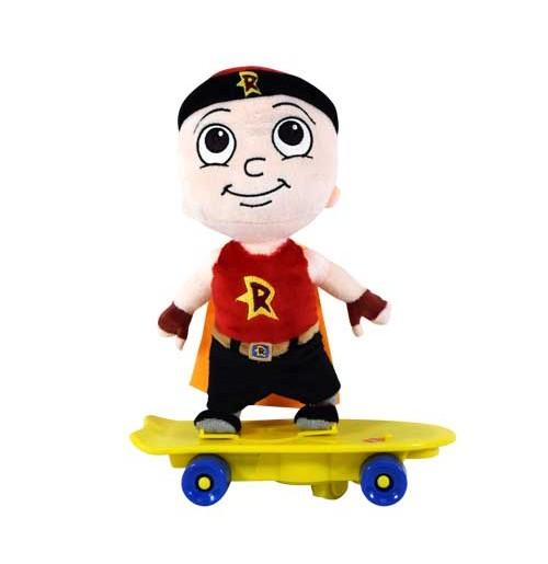 Mighty Raju With Skate B/O Plush Toy Online