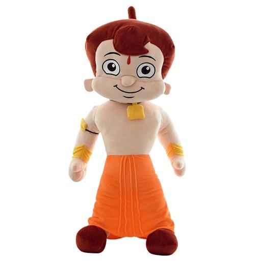 Chhota Bheem Plush Toy 60 cm