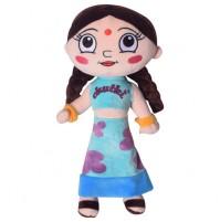 Chutki Plush Toy 33 cm - Florance Blue