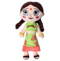 Chutki Plush Toy 33 cm - Florance Green