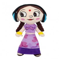 Chutki Plush Toy with Headphone - 33cm