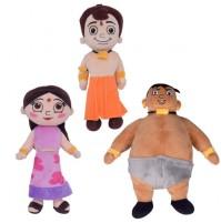 3-IN-1 Combo - Bheem + Chutki + Kalia