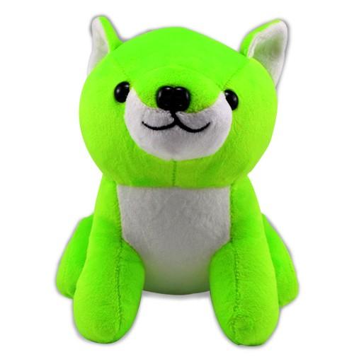 Dog - Green
