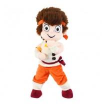 Kung Fu Dhamaka Action Chhota Bheem Plush Toy-33cms