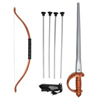 Bow Arrow and Sword Set