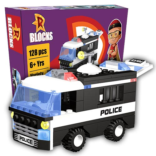R BLOCKS - Police Van
