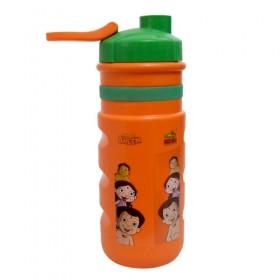 Chhota Bheem Watter Bottle Orange Green