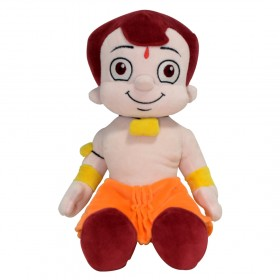Chhota Bheem Plush Toy - Sitting - 30cms
