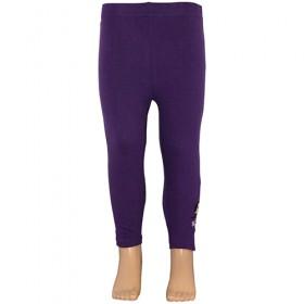 Chutki Girls Legging - Purple