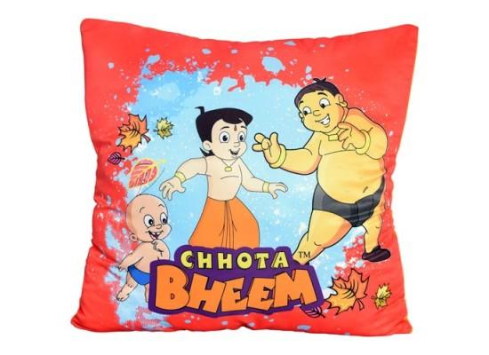 Chhota Bheem Cushion-Red