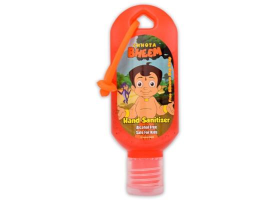 Chhota Bheem Hand Sanitizer - Orange