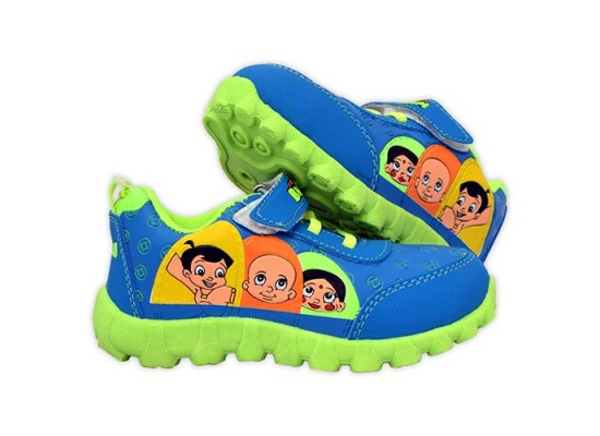 Chhota Bheem Shoes - Blue