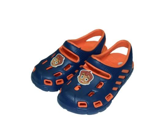 Chhota Bheem Clog - Blue & Orange