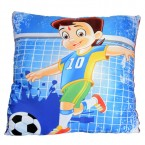 Chhota Bheem Cushion-Playing Football