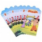 Chhota Bheem Invitation Card