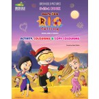 3-in-1 Book of Mighty Raju Rio Calling