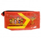 Chhota Bheem & Friends Pencil Pouch-Red