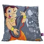 Chhota Bheem Cushion - Grey