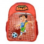 Chhota Bheem School Bag - Red