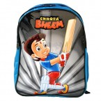 Chhota Bheem School Bag - Blue / White