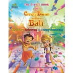 The 3 - In - 1 Book Of Chhota Bheem And The Throne Of Bali