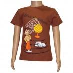 Chhota Bheem Boys T shirt - Brown