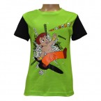 Chhota Bheem Boys T - Shirt - Green