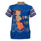 Chhota Bheem Boys T - Shirt - Navy Blue