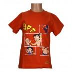 Chhota Bheem Boys T - Shirt - Orange