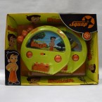 Chhota Bheem Squap Catch Ball Game