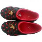 Chhota Bheem Clog - Red & Black