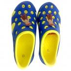 Chhota Bheem Clog - Yellow & Royal Blue