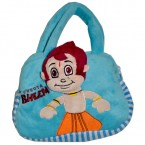 Chhota Bheem Hand Bag - Blue