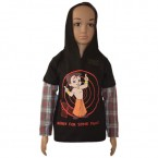 Chhota Bheem Hoodies - Black