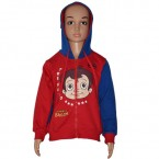 Chhota Bheem Hoodies - Blue & Red