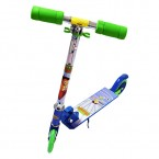 Chhota Bheem 2 Wheel Scooter - Blue
