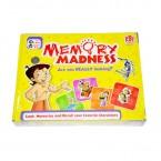 Memory Madness - (2833)