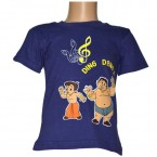 Chhota Bheem T - Shirt - Navy Blue