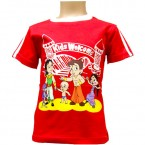 Chhota Bheem T- Shirt - Red