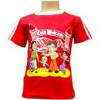 Chhota Bheem T- Shirt - Red