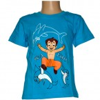 Chhota Bheem T - Shirt - Royal Blue