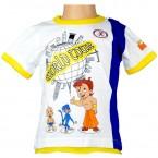 Chhota Bheem - T-Shirt - White