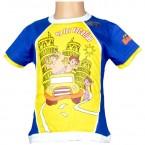 Chhota Bheem - T-Shirt - Blue