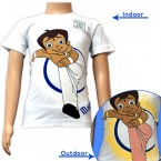 Color Changing T- Shirts - Chhota Bheem