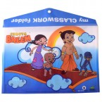 Chhota Bheem - Press Button Folder