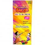 Chhota Bheem Holi Colours