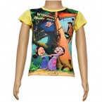 Girls Sublimation Top - Multi Color