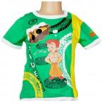 Chhota Bheem - T-Shirt - Green
